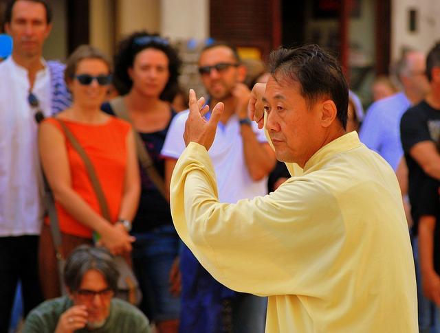 les bienfaits du Tai Chi sur la santé