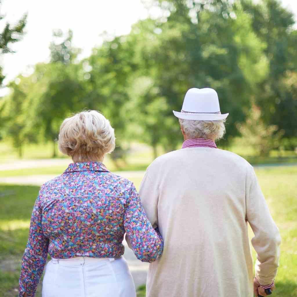 Vivre en maison de retraite